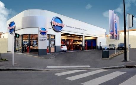 Centre auto et entretien voiture speedy gagny 93220 for Garage auto gagny