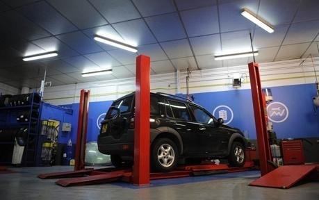 Entretien auto SPEEDY Laon
